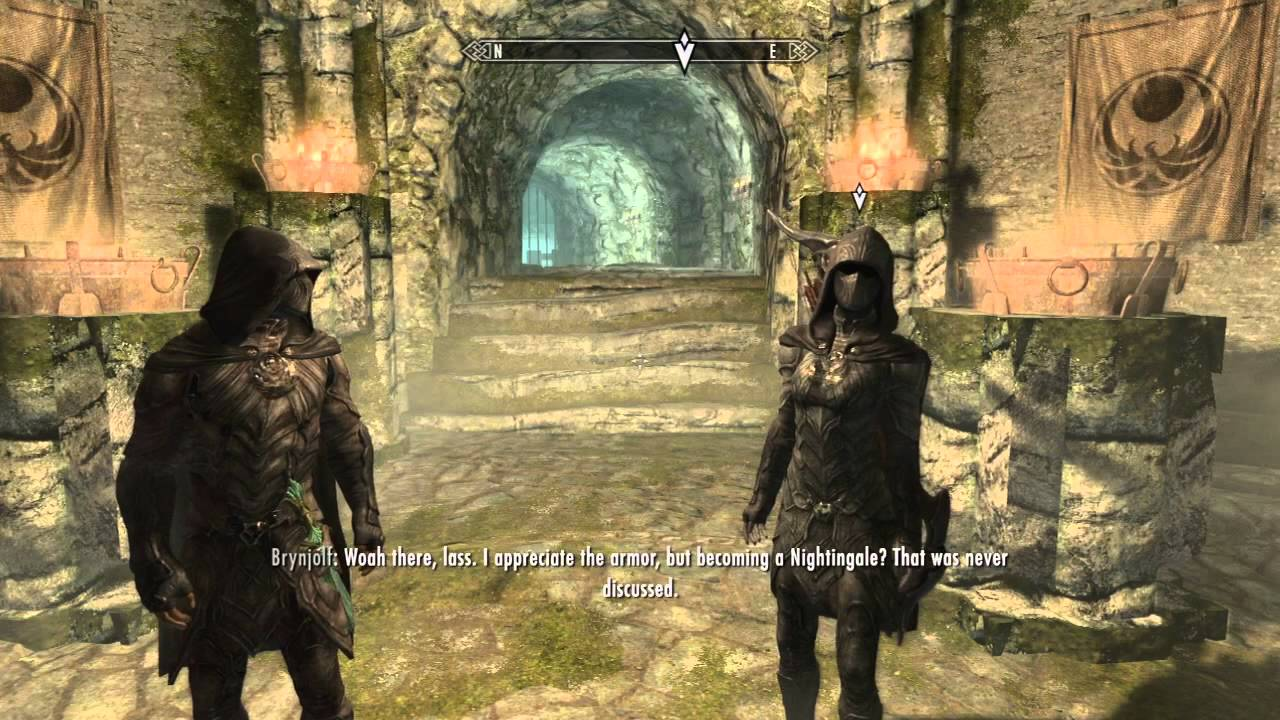 Quests of the Guild of Thieves in Skyrim: Persecution