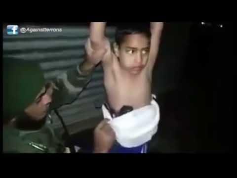 Kekejaman ISIS Terhadap anak - anak