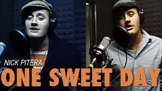 Mariah Carey - Boyz II Men - One Sweet Day - Nick Pitera (Cover)