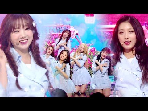 《Comeback Special》 Lovelyz (러블리즈) - Now, We (지금, 우리) @인기가요 Inkigayo 20170507