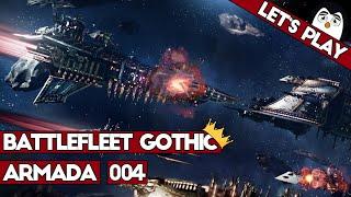 Battlefleet Gothic Armada #004 - Der Eskort Test [Let's Play Gameplay Deutsch German]
