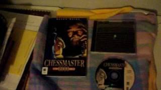 Chessmaster 6000 - Mac - CD