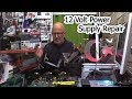 ÜÇ ADET PATLAMIŞ GÜÇ KAYNAĞI ON TL YE TAMİR OLUR MU DIY 12 Volt Power Supply Repair mp3