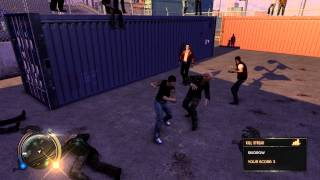 Sleeping Dogs Arena Fight PC Gameplay 1080p Full HD
