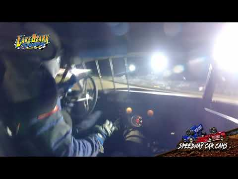 #94 Jt Carroll - Pure Stock - 7-14-19 Lake Ozark Speedway- In Car Camera