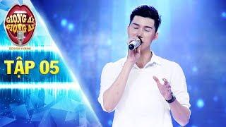Giọng ải giọng ai 2 | tập 5: Chàng đầu bếp hát hit Noo Phước Thịnh khiến Phương Thanh ngỡ ngàng