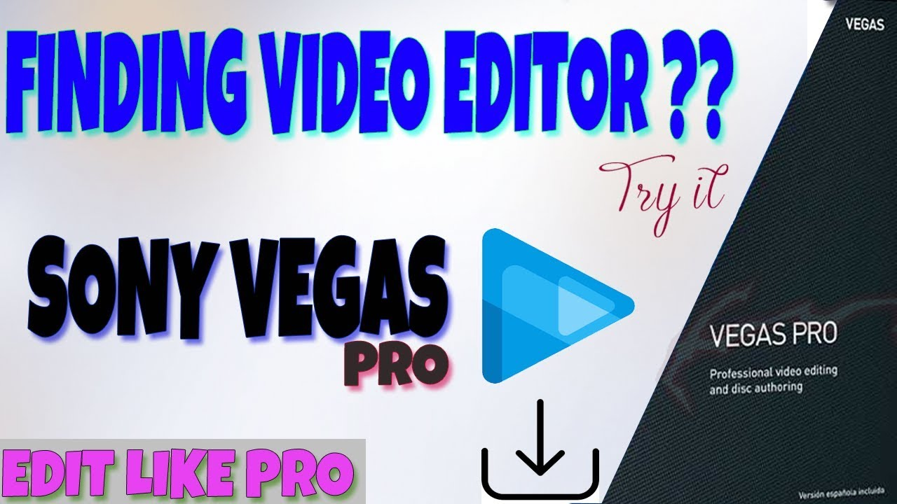 Download Sony Vegas Pro 13 Full Version Hindi/Urdu | How To Get | M.Bilal A