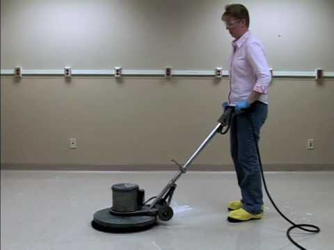 Ecolab Floor Stripping Video Youtube