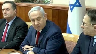 Israeli PM says Iran will be the main target of Middle East conference