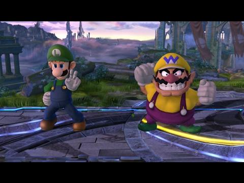 Super Smash Bros. for Wii U - Online Battles 101 (For Conquest)