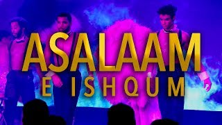 Aslaam-E-Ishqum Dance Performance by Mystic India: The World Tour