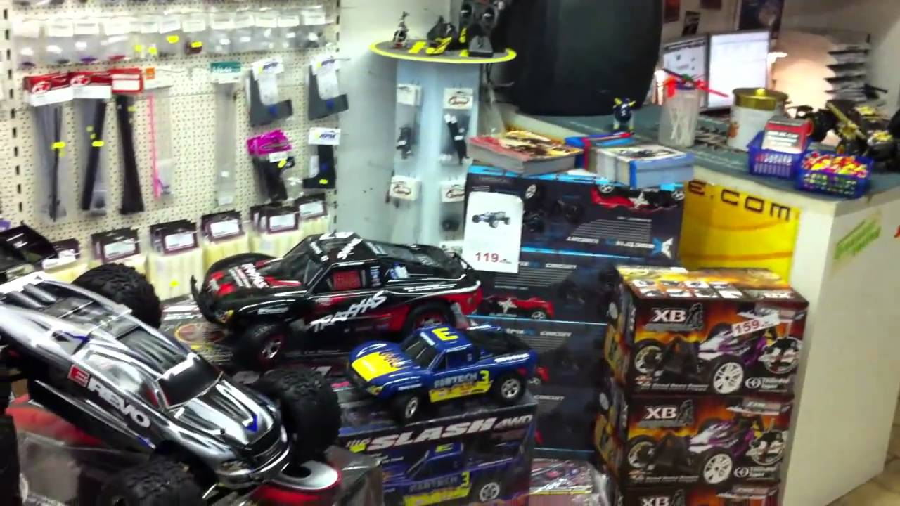 der-rc-car-shop.de Erftstadt - YouTube