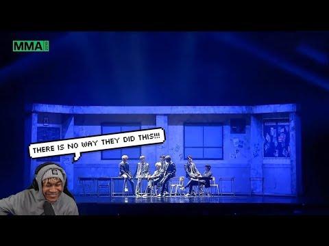 BTS (방탄소년단) MMA (Melon Music Awards) 2019 FULL PERFORMANCE - REACTION