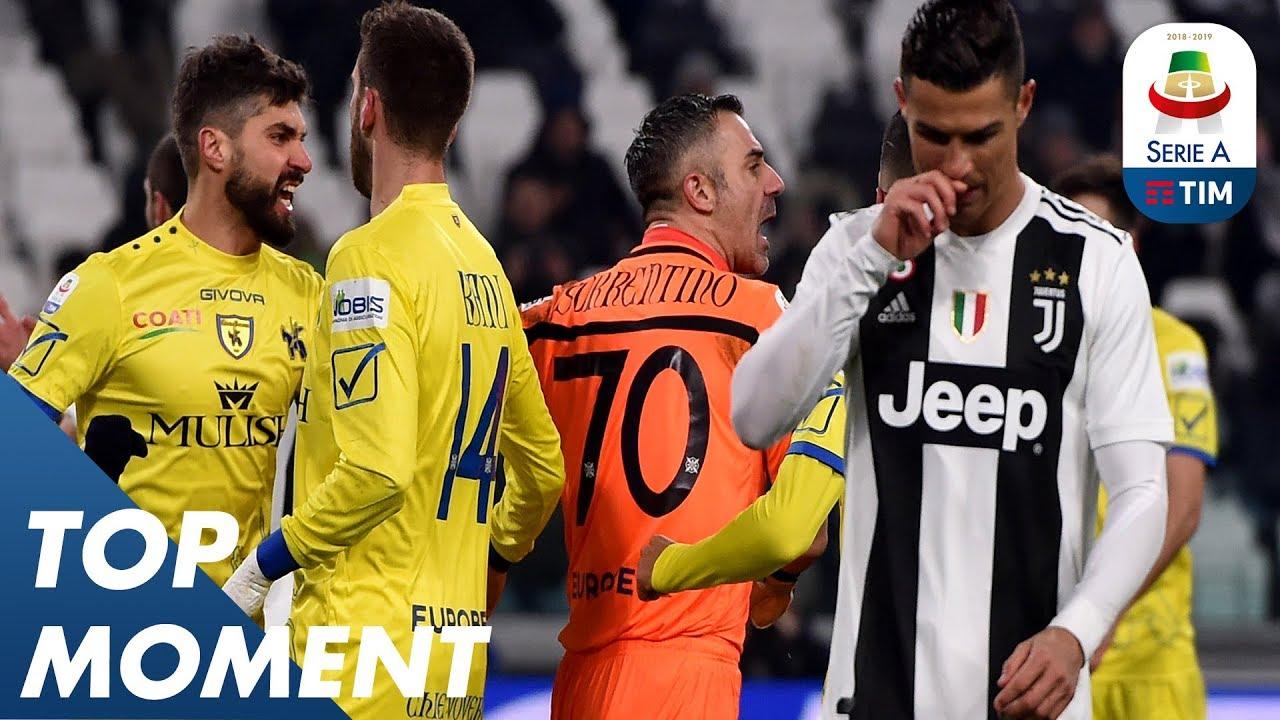 Juventus 3-0 Chievo