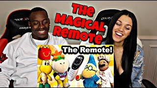 SML MOVIE: THE REMOTE REACTION!!