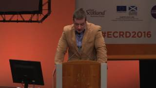 ECRD 2016 Plenary Session Part 3/4