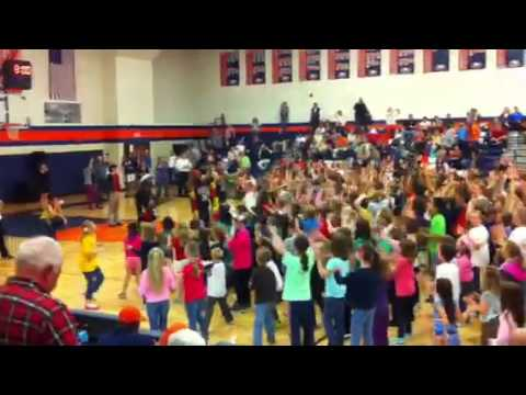 Clarke county high school Harlem shake