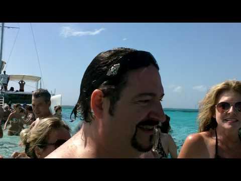 StingRay Adventure - Grand Cayman - 2017
