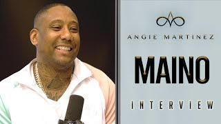 Maino Talks Being The First NYC Artist To Work With Nipsey Hussle, LHHNY + New Single