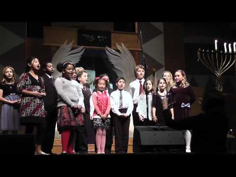 The Holiday Songs Written by Barbara Klaskin Silberg and sung by the West Los Angeles Children's