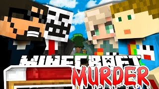 2 NOOBS AND 2 PROS?! | Minecraft Bed Wars 4v4 thumbnail