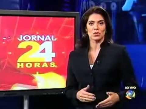 Início do Jornal 24 Horas - 31/10/2007