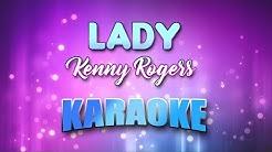 Lady - Kenny Rogers (Karaoke version with Lyrics)