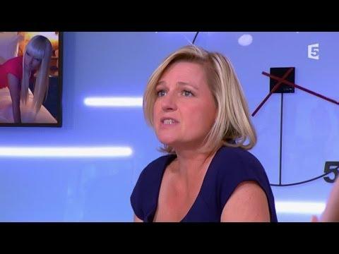 Le Coup De Gueule D'Anne-Elisabeth Lemoine - C à Vous - 19/09/2014