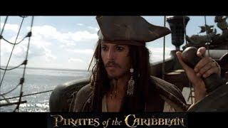 Пираты Карибского Моря. Обзор всех частей