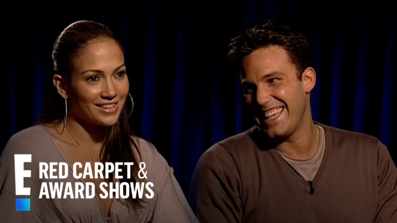 """Ben Affleck Talks J.Lo in """"Gigli"""" Throwback: Live From E! Rewind 