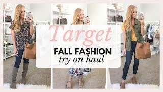 Target Try On Haul - Fall Outfits 2018