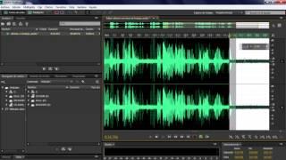 Eliminar ruido - Tutorial Adobe Audition CC