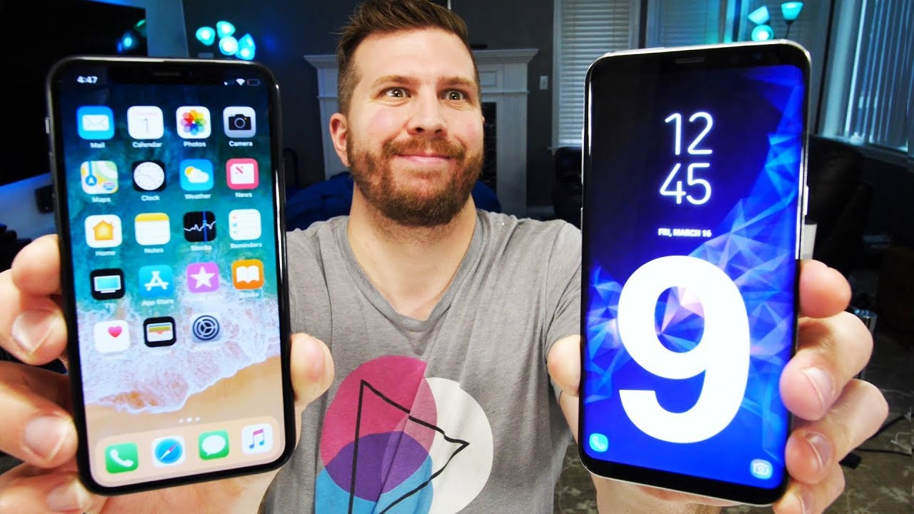 samsung versus iphone Samsung has finally unveiled the new galaxy note 8, but how does it perform when pitted against apple's much-lauded iphone 7 plus.