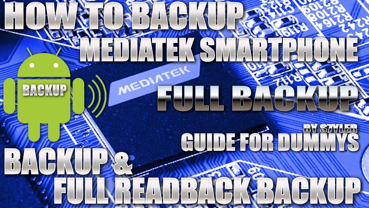 How to/MTK65xx] ROOT, Backup & Flash (MTKDroidTools, Spflashtool