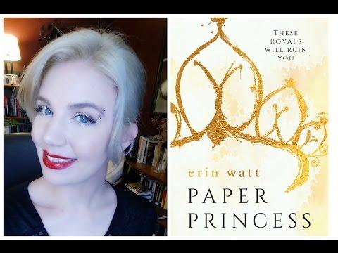 "[Review] ""Paper Princess"" by Erin Watt"