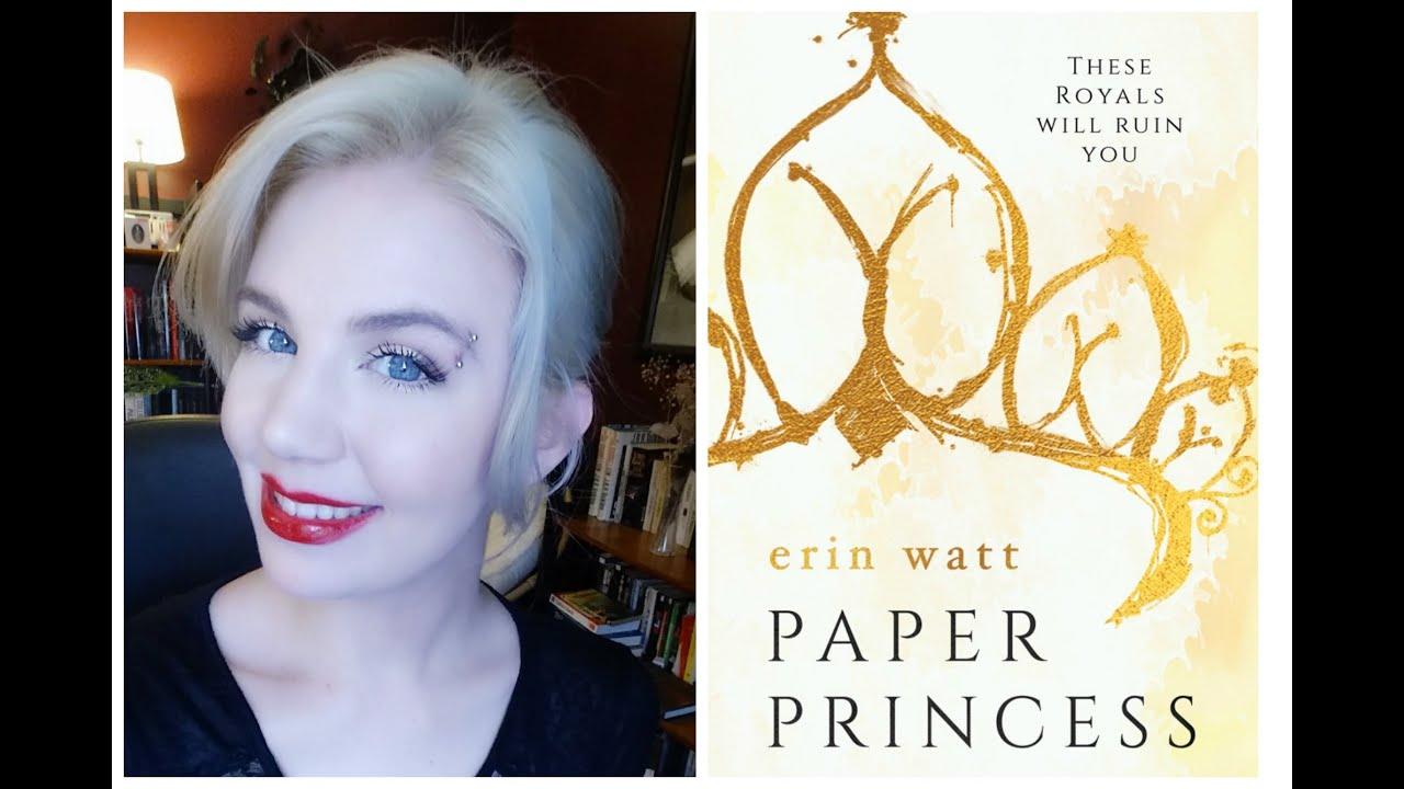 rezension paper princess erin watt