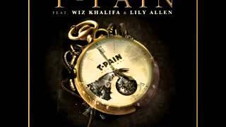 T Pain   5 O Clock Audio ft  Lily Allen, Wiz Khalifa