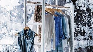 Diy Project: Ladder Wardrobe - Homes+