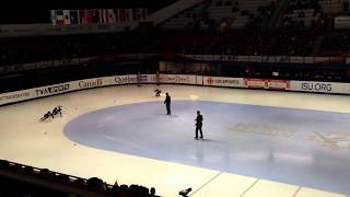 20180316 ISU Short Track Championship Women's 500m Heat 5 - CHOI Min Jeong