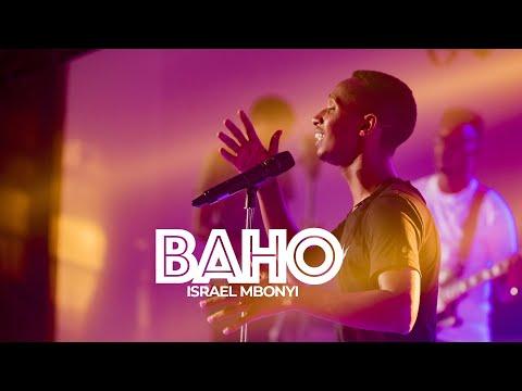 Israel Mbonyi - Baho