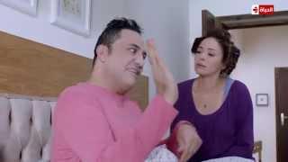 مسلسل يوميات زوجة مفروسة أوي - شاهد الموشح الصباحي للزوجة المصرية الأصيلة وهي بتصحي زوجها