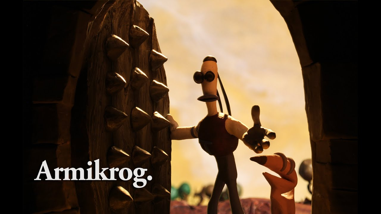 Armikrog Launch Trailer