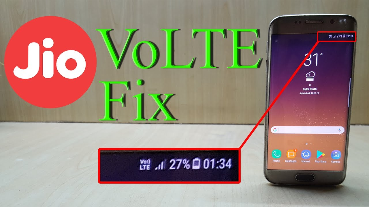 Jio VoLTE Fix for Any Custom ROM
