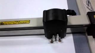 Cardboard Box Making Card Paper Cutting Folding Machine