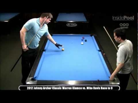 Warren Kiamco vs. Mike Davis 2012 Johnny Archer Classic