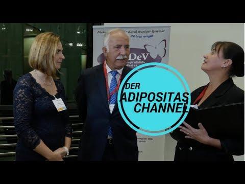 Adipositastage 2016 – Prof.Dr. med Rudolf Weiner & Dr.med.Sylvia Weiner