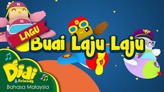 Download Lagu Kanak Kanak | Buai Laju-Laju | Didi & Friends Mp3