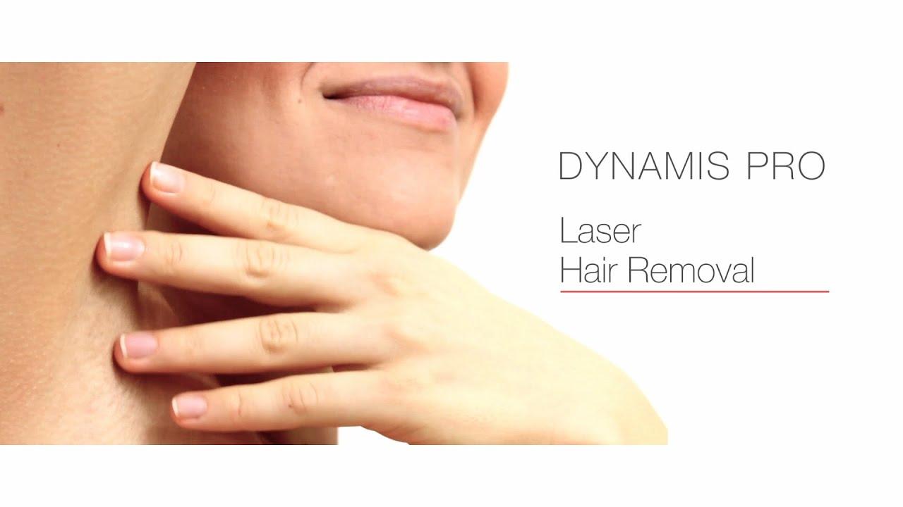 Permanent Hair Reduction Fotona