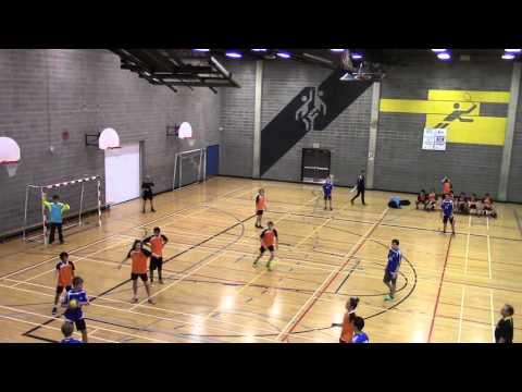 Handball La Mag vs Laval 9 janvier 2016 2e periode