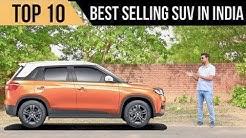 Top 10 Best Selling SUV in India in 2018 - GaadiWaadi.com